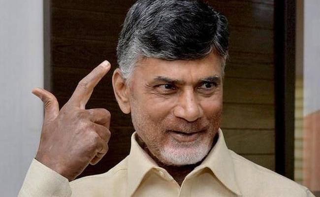 Chandrababu Says I am The Senior Than Modi - Sakshi