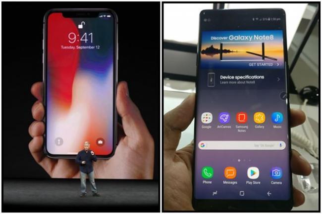 OnePlus Top Gainer, Apple Biggest Loser In Indias Premium Smartphone Market - Sakshi
