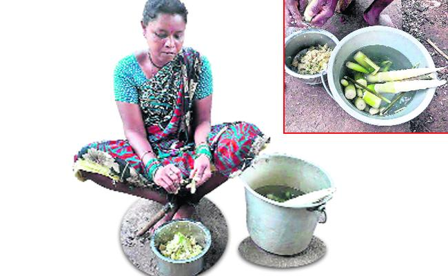 Bamboo Curry Special In West Godavari - Sakshi