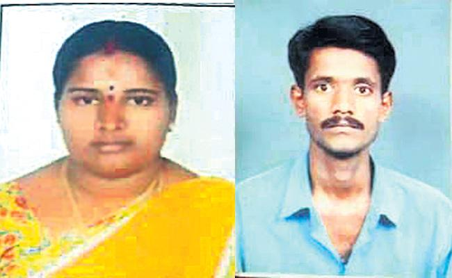 Wife Killed Husband With Her Lover In Hyderabad - Sakshi