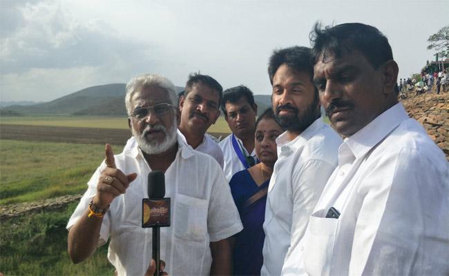 MP YV Subba Reddy Commits On Chandrababu Naidu - Sakshi
