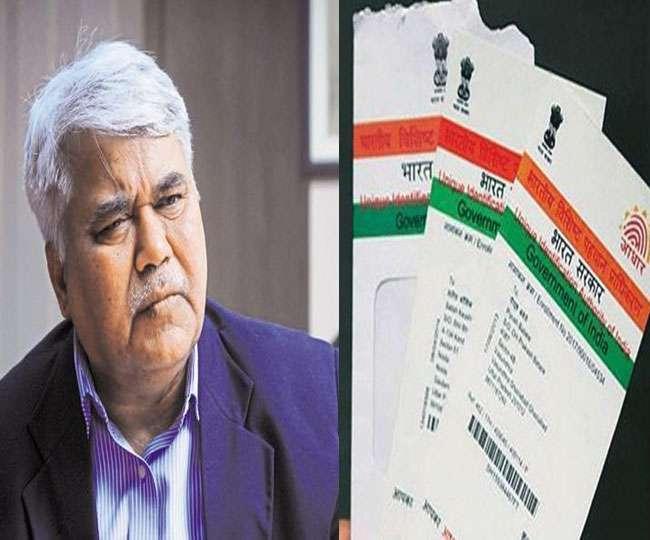 Shiv Senas Saamana Attacks Modi Government Oover TRAI Chiefs Aadhaar Challenge - Sakshi