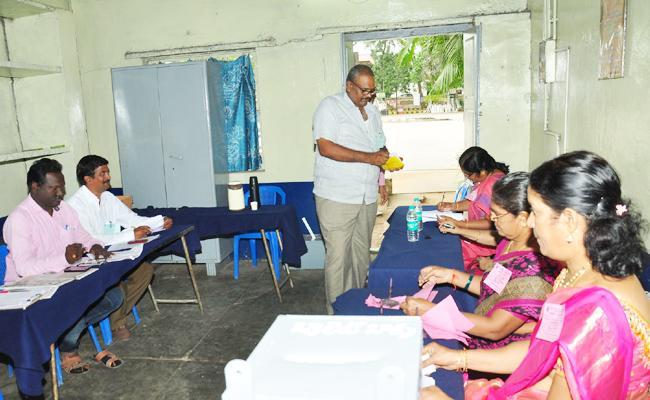 EU Win In Guntur RTC Elections - Sakshi