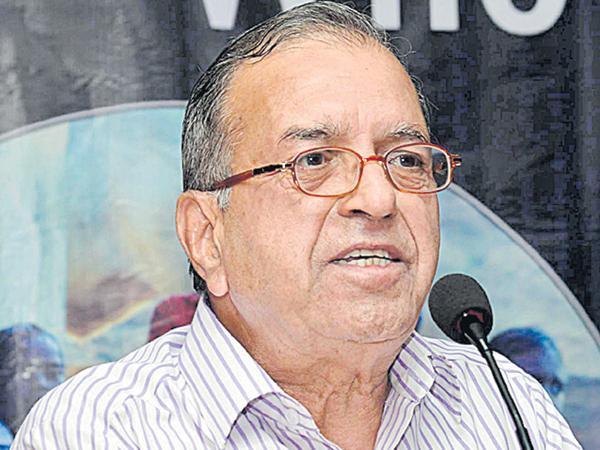 Professor Haragopal about UGC Cancellation - Sakshi