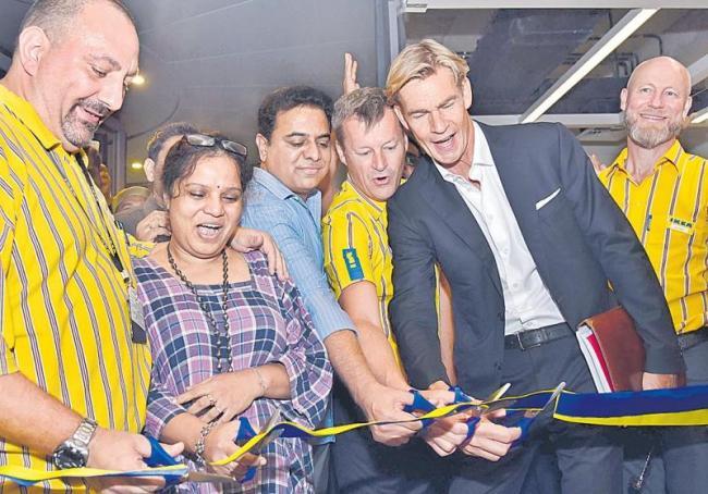 Ikea has finally opened in India - Sakshi