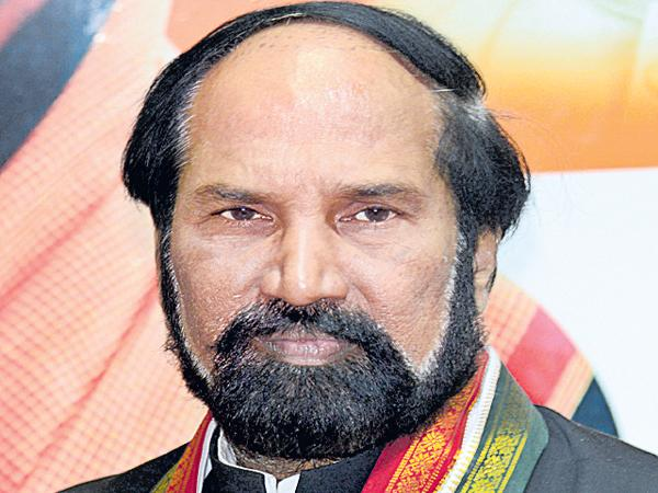 Uttamkumar Reddy comments on CM KCR - Sakshi