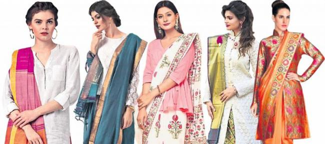 New fashion dresses in 2018 - Sakshi