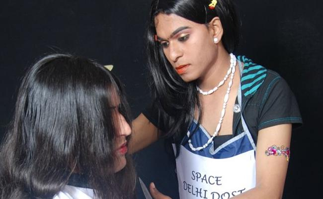 Transgenders Want To Provide Beauty Care Services In Delhi - Sakshi