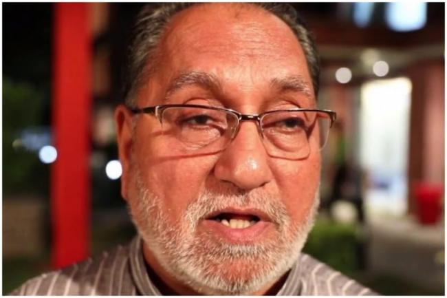 Congress MP Husain Dalwai Sparks Row Says Even Ram Left Sita After Doubting Her - Sakshi