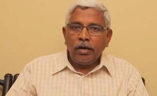 Kodandaram blames TRS Govt - Sakshi