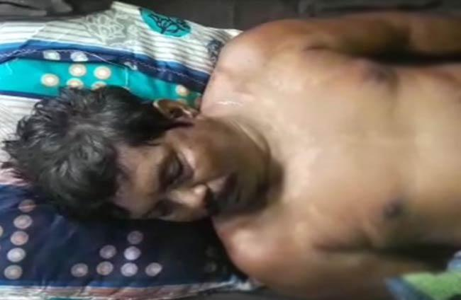 Postmaster Killedr By Maoist - Sakshi