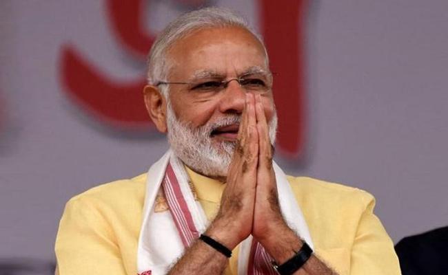 Narendra Modi Progress Report - Sakshi