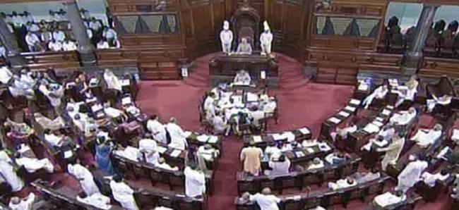 Parliament passes Bill to restore original SC/ST atrocity law - Sakshi