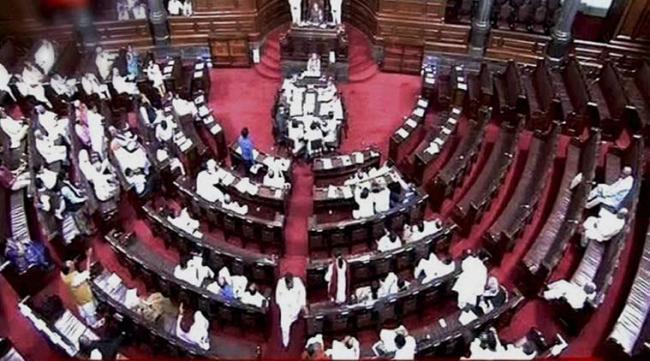 Both Houses Adjourned Sine Die - Sakshi