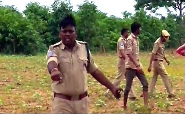 Podu Farming Fight - Sakshi