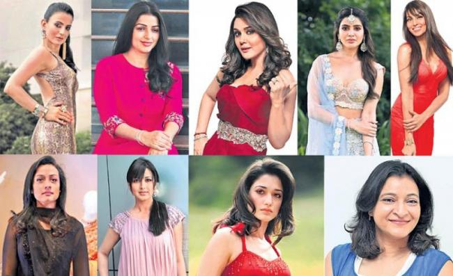 tollywood movies special screen test - Sakshi