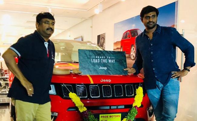 RX 100 Director Ajay Bhupathi Gifted With Car - Sakshi