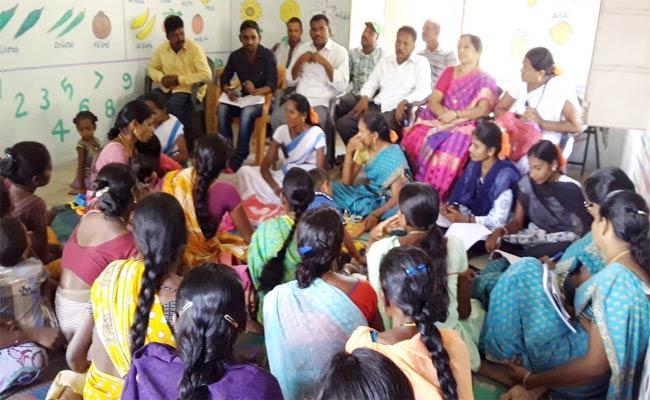 Audit In Anganwadi  - Sakshi
