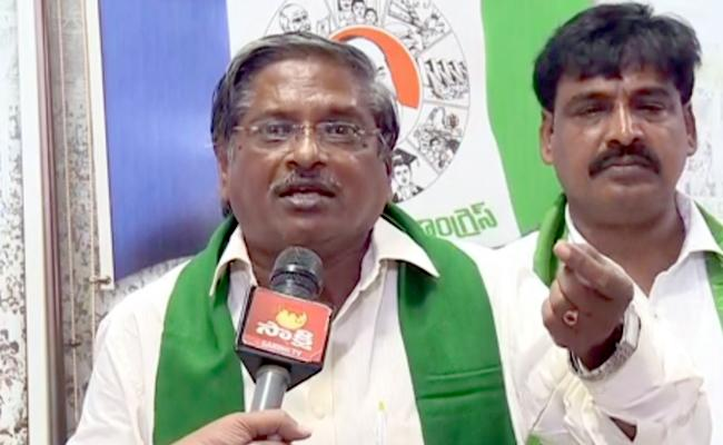 YSRCP leader Nagi Reddy slams TDP Government - Sakshi