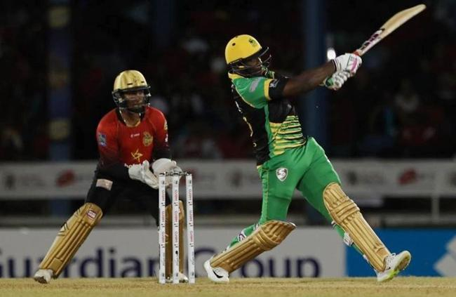 Andre Russell claims one-man show In CPL - Sakshi