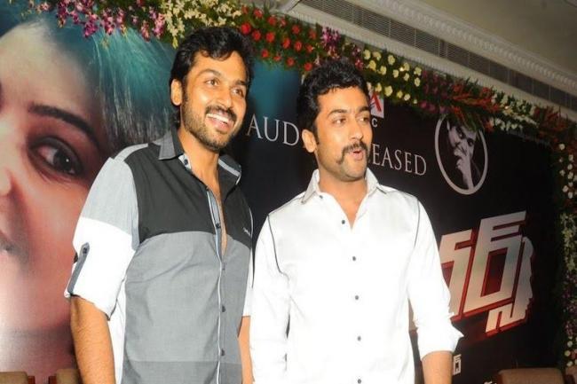 KeralaRains: Actors Suriya and Karthi donate Rs 25 lakh to CM relief fund - Sakshi