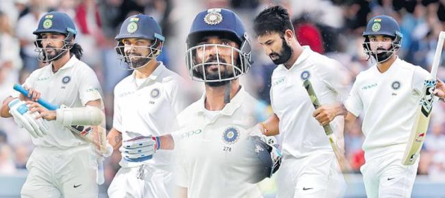 India vs England: india all out 107 - Sakshi