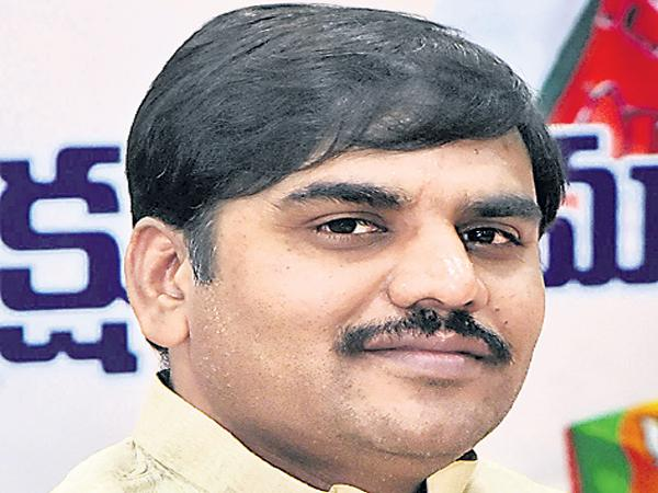 Vishnuvardhan Reddy comments on TDP - Sakshi