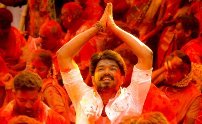 Vijay Mersal Is The First Tamil Film To Release In China - Sakshi