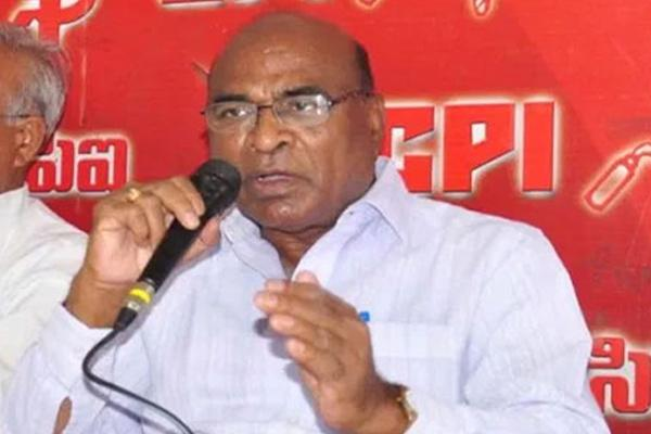 chada venkata reddy on Division guarantees - Sakshi