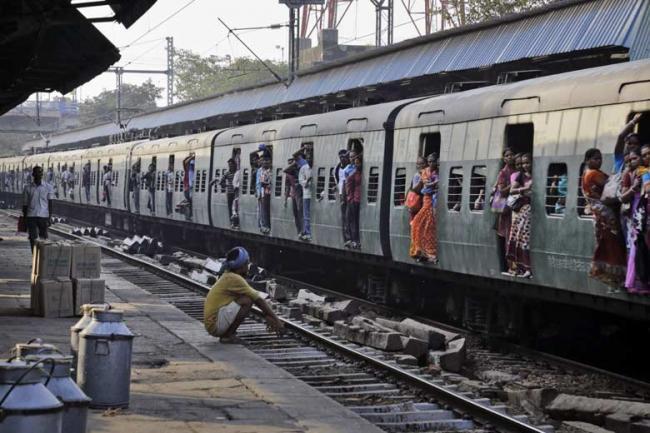 No Free Travel Insurance For Train Passengers From September 1 - Sakshi