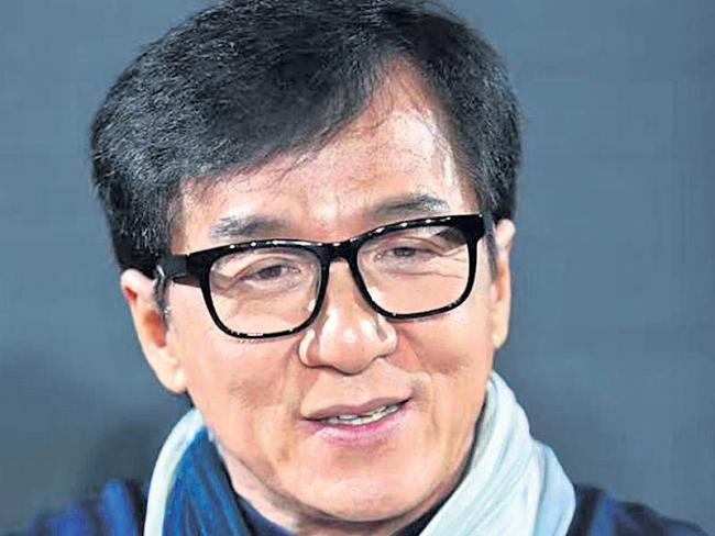 Jackie Chan and Team Rescued from Deadly Mudslide on Movie Set - Sakshi