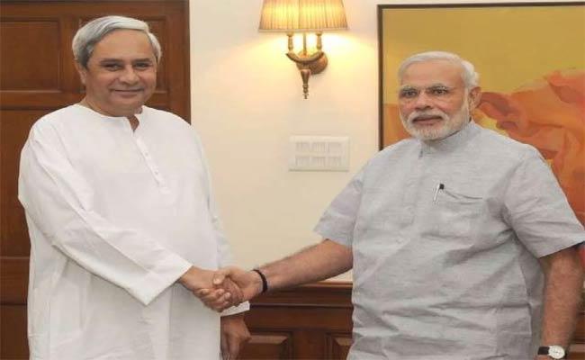 Prime Minister Phone Call To Naveen Patnaik - Sakshi
