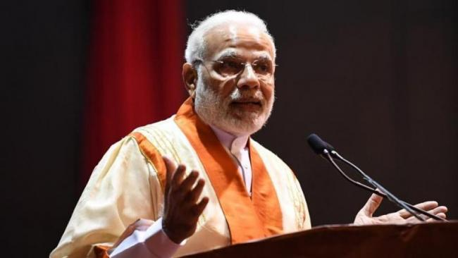 IIT Bombay Students Question Decision To Invite Modi To Convocation Ceremony - Sakshi