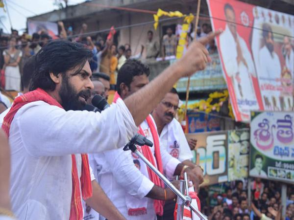Pawan Kalyan comments on CM Chandrababu - Sakshi
