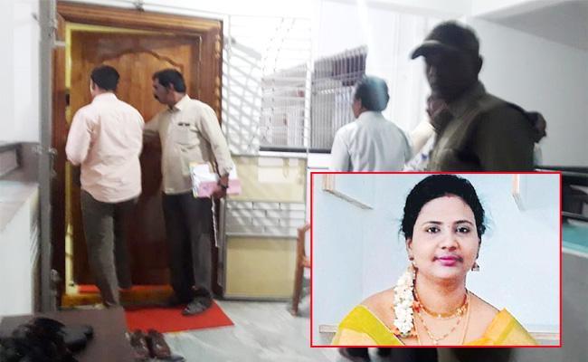 Doctor Shilpa Suicide Case Officials Negligence - Sakshi