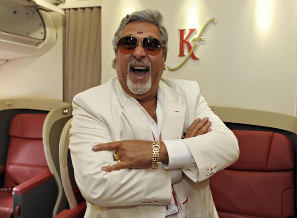 Vijay Mallyas London Mansion Has A Golden Toilet - Sakshi