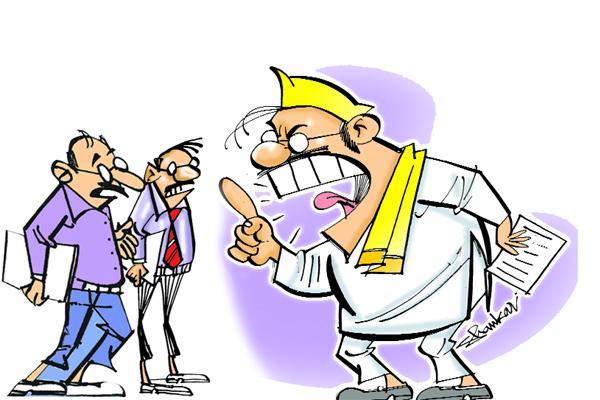 Tdp leader Kishore Kumar Reddy  over action on Chittoor  - Sakshi