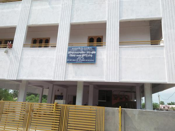 illegal mining irregularities in Arasavalli - Sakshi