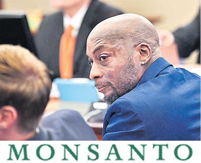 Monsanto ordered to pay $289m as jury rules weedkiller caused man's cancer - Sakshi