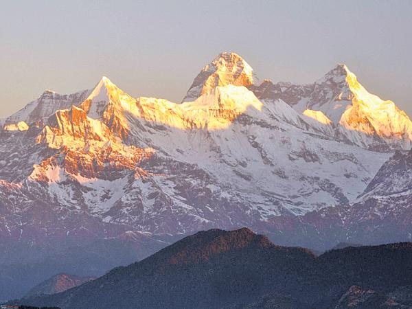 Nuclear threat posed in the Himalayas - Sakshi