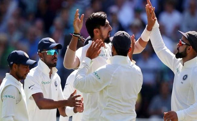 Is India Hurt By Twin Spin Attack - Sakshi