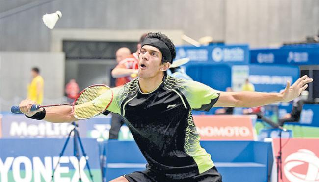 Shuttler Ajay Jayaram enters Vietnam Open final - Sakshi
