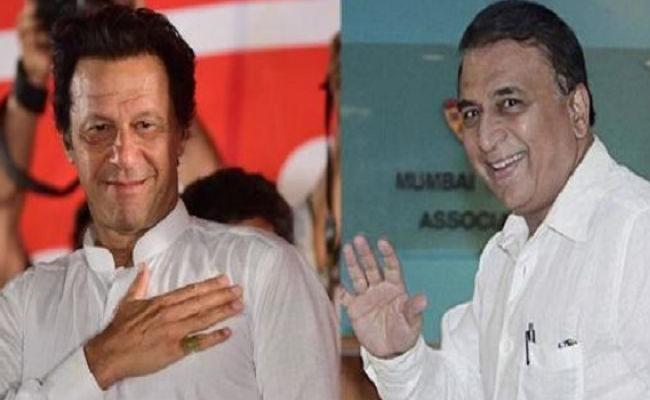 Sunil Gavaskar Will Not Attend To Imran Khan Oath Ceremony - Sakshi