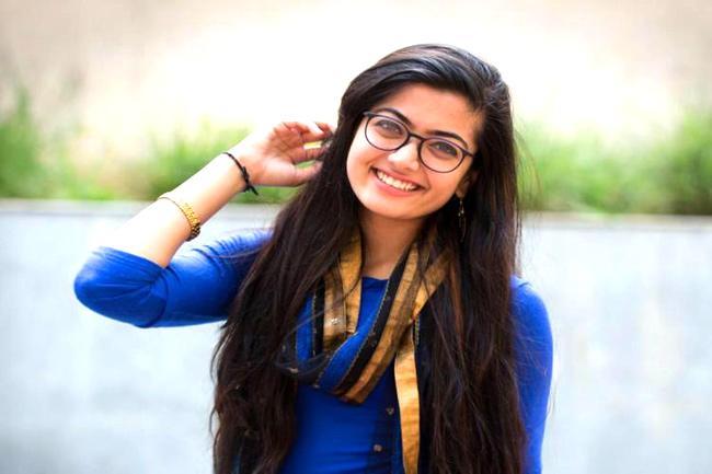 Rashmika Mandanna Full Craze in Youth - Sakshi