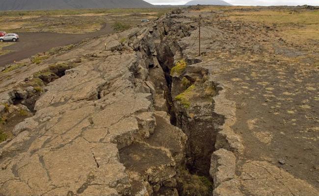 Strongest Ever Earthquake Rattles Northern Alaska - Sakshi
