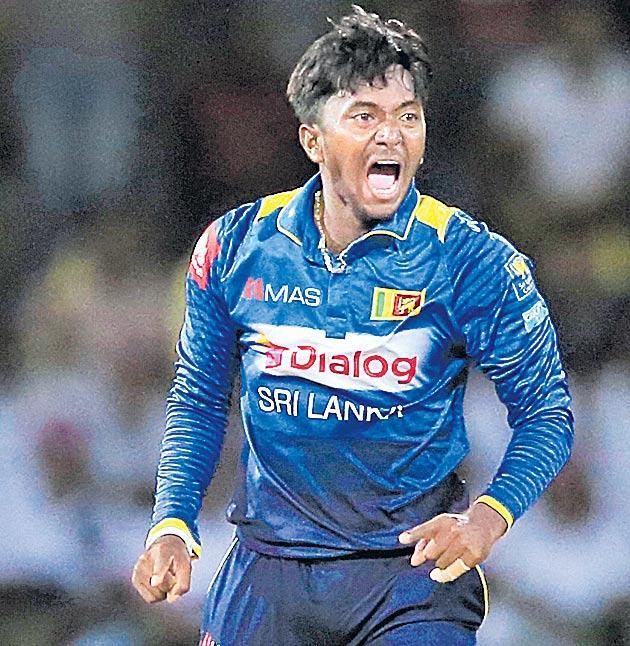 Sri Lanka beat South Africa by 178 runs - Sakshi