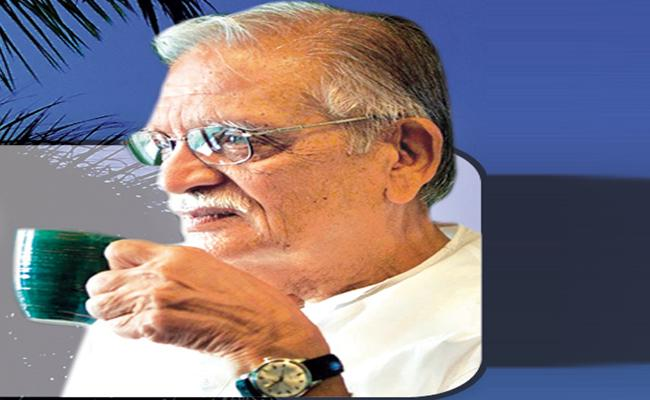 Gulzar Poetry By Varala Anand - Sakshi