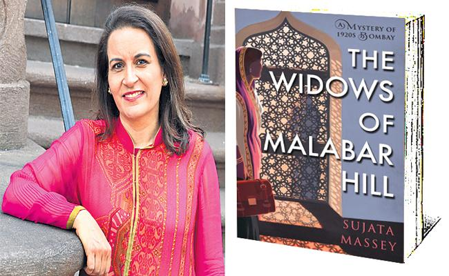 Article On Sujata Massey The Widows Of Malabar Hill - Sakshi
