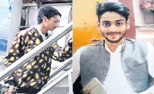 First man ISIS Salman Arrest In Hyderabad - Sakshi