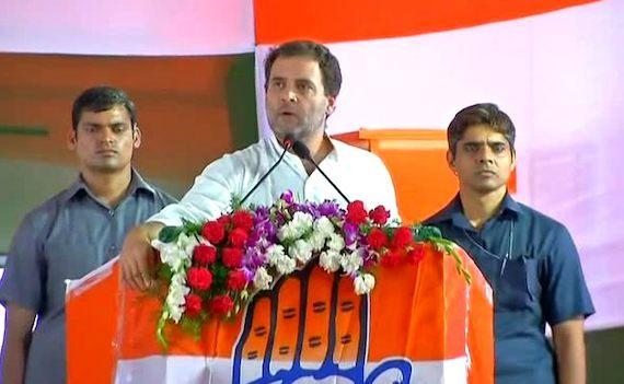 Rahul continued His Attack On Narendra Modi Over Rafale Deal - Sakshi